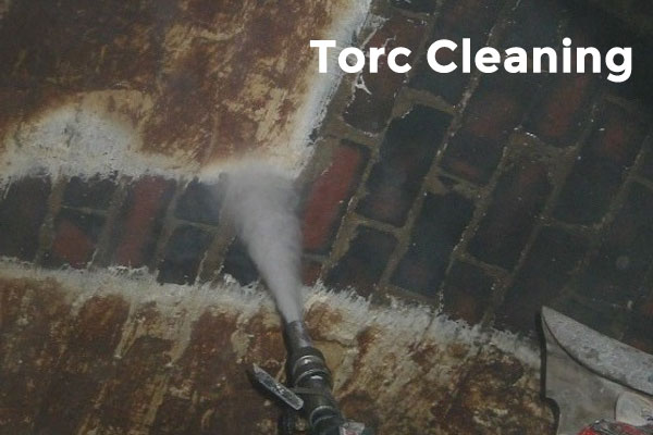 brick-cleaning