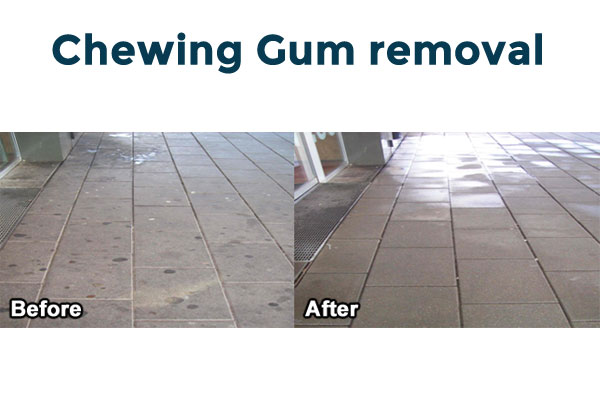 chewing-gum-removal