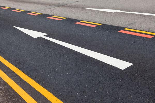 line-marking